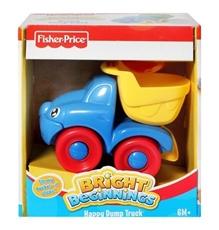 Fisher-Price - Bright Beginnings - Happy Dump Truck