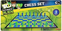 Sticker Bazaar - Ben 10 Chess