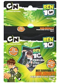 Sticker Bazaar - Ben 10 Card Game