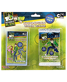 Sticker Bazaar Ben 10 Ultimate Alien - Card Game