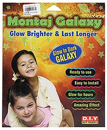 Sticker Bazaar Montaj Galaxy - Glow In Dark Sticker
