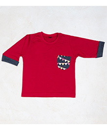 Plan B Cherry Plain Joe T-Shirt - Red & Cherry