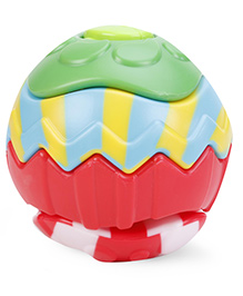 BKids Puzzle Pal Baby Ball - Multi Color