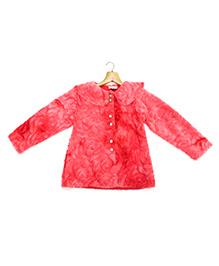 Marshmallow Kids Couture Elegant Jacket - Light Pink