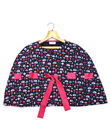 Marshmallow Kids Couture Elegant Jacket - Blue