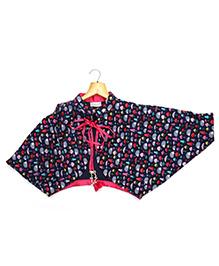 Marshmallow Kids Couture Elegant Jacket - Purple