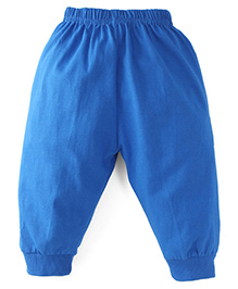 Fido Full Length Track Pants - Blue