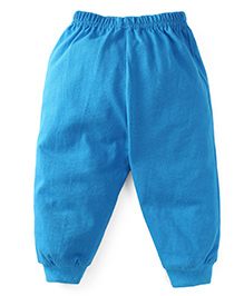 Fido Full Length Track Pants - Sky Blue