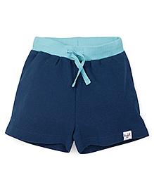 Pinehill Shorts With Drawstring - Dark Blue