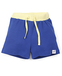 Pinehill Shorts With Drawstring - Blue