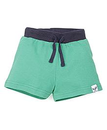 Pinehill Shorts With Drawstring - Green