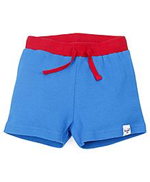 Pinehill Shorts With Drawstring - Royal Blue