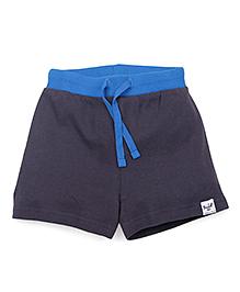 Pinehill Shorts With Drawstring - Dark Grey