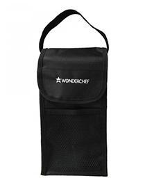 Wonderchef Easy Carry Lunch Bag - Black