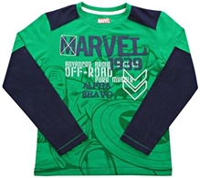 Full Sleeves T-Shirt - Marvel