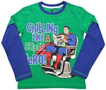 Full Sleeves T-Shirt - Superman
