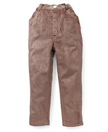 Olio Kids Corduroy Pant - Light Brown