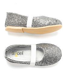 LCL Robot Shimmer Ballerina - Silver