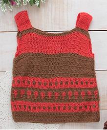 The Original Knit Warm & Cozy Vest - Multicolour