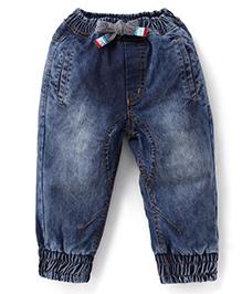 Little Kangaroos Jogger Jeans - Lyght Blue