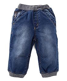 Little Kangaroos Jogger Jeans - Light Blue
