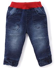 Little Kangaroos Jogger Jeans - Dark Blue