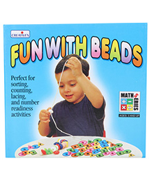 Creative Fun With Beads - Multicolor