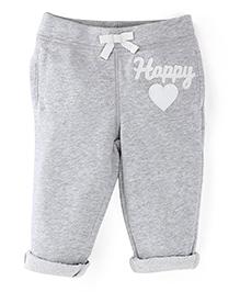 Carter's Full Length Track Pants - Grey