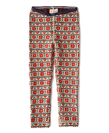 Weedots Full Length Leggings - Multicolour