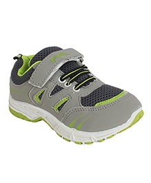 Myau Force Kids Casual Shoes - Grey
