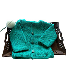 The Original Knit Knitted Warm Sweater - Green