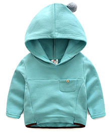 Pre Order - Mauve Collection Classy & Warm Hoodie - Blue