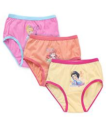 Bodycare Printed Panties Pack Of 3  (Colors & Prints May Vary)