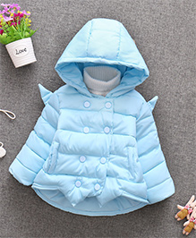 Awabox Angel Wings Winter Jacket - Blue