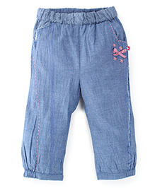 Fisher Price Apparel Pull On Trouser - Blue