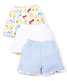 M&M Shorts Pack of 3 - Multicolor