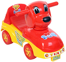 Toyzone Pepe Rider - Red