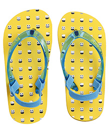 Flipside Kids Smart Owl Boys Flipflops - Blue