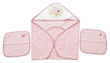 Set Of Towels - Pink