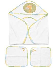 Abracadabra Set Of Towels - Dumbo