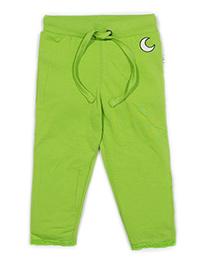 Solittle Full Length Drawstring Pant - Green