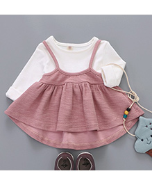 Aww Hunnie Beautiful Baby Dress - Pink
