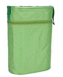 Double Bottle Warmer Rectangular Shape - Light Green