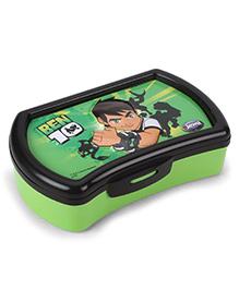 Jewel Ben 10 Print Lunch Box Small - Green