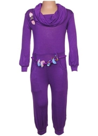 Little Kangaroos -  Viscose Full Length Jump Suit