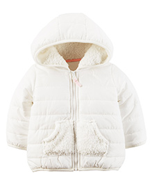 Carter's Infant Jacket - Ivory