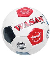 Wasan Mini Football - White (Colors May Vary)
