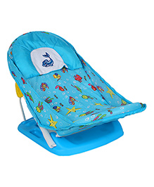 Abhiyantt Deluxe Baby Bather - Blue
