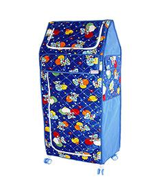 Amardeep Multipurpose Toy Box - Blue - 1236653