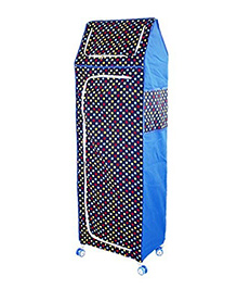 Amardeep Multipurpose Toy Box - Blue - 1236661